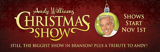 branson missouri christmas show - Andy Williams Christmas Show