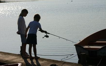 Fishing In Branson, Missouri